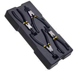 Modul Zangen für Sicherungsringe, 4-teilig