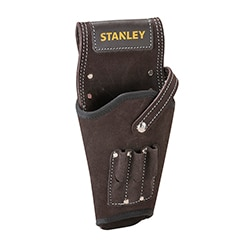 STANLEY® Leather Drill  holster