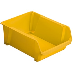 Vaschetta modulare grande - colore giallo