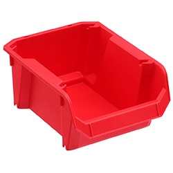 STANLEY® Lagersichtkasten  2 Rot