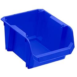 Vaschetta modulare media - colore blu