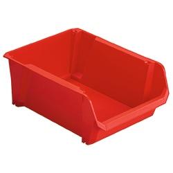 STANLEY® Lagersichtkasten  5 Rot