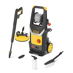 STANLEY® FATMAX® 2000W Electric Pressure Washer with Deluxe Patio Cleaner