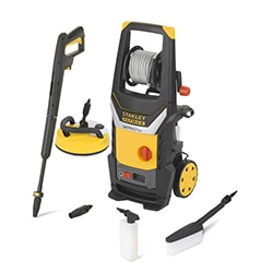 STANLEY® FATMAX® 2100W Electric Pressure Washer with Deluxe Patio Cleaner