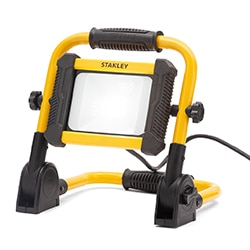 STANLEY® 240V 10W FOLDING LED WORKLIGHT