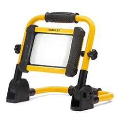 STANLEY® 18W LED RECHARGEABLE FOLDING WORKLIGHT