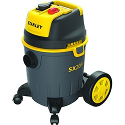 STANLEY® 20L Wet and Dry Vacuum Cleaner with power tool connectivity
