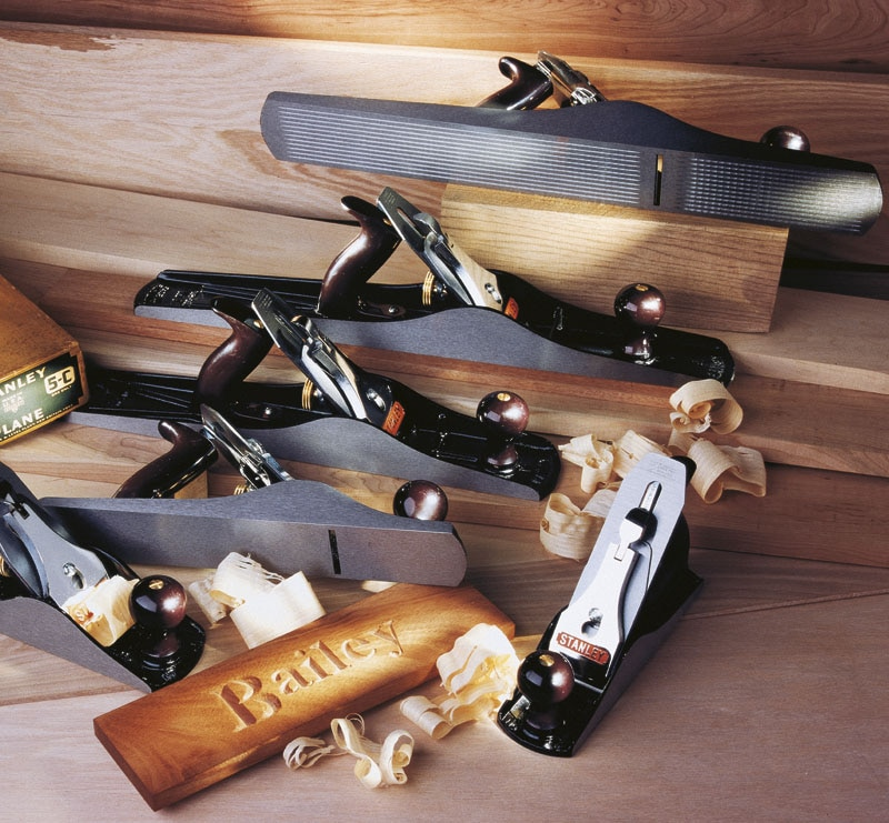Stanley Products Hand Tools Planes Planes Bench