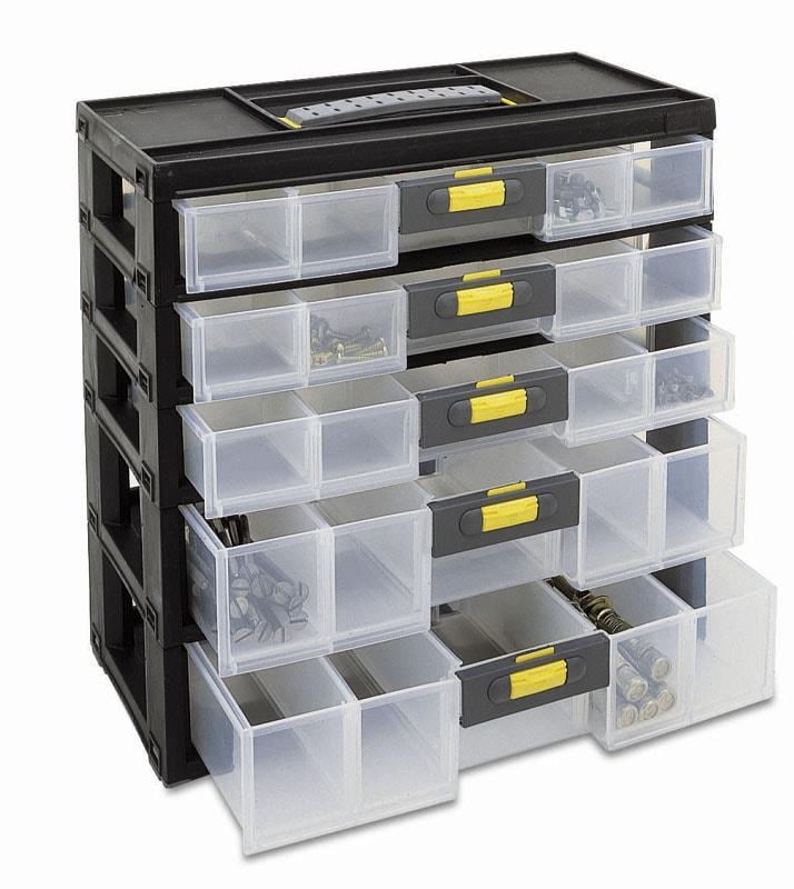 Lækker STANLEY | Produkter | OPBEVARING | Organisatorer og beholdere LO-98