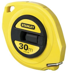 Stanley® Closed Case Steel Blade Metric 30m