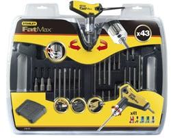 STANLEY® FATMAX® 43piece Ratcheting T-Handle Set