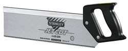 STANLEY® Jet Cut HP Back Saw