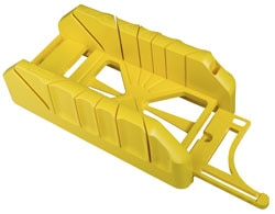 STANLEY® Saw Storage Mitre Box