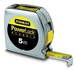 Bandmaß PowerLock® mit Sichtfenster (Kunststoffgehäuse)