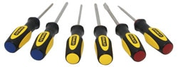 6-piece Basic Thrifty Screwdriver sets