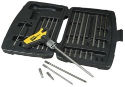 27piece FatMax® Ratcheting T-Handle Set