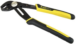 FatMax® Groove Joint Pliers with PushLock™ Adjustment Mechanism