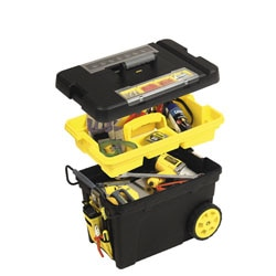 STANLEY® Pro Mobile Tool Chest with Pocket Organizer & Cups