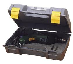 Caja para Herramientas Eléctricas con Organizador