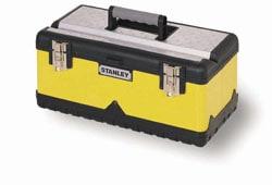 Instrumenta kaste ar metāla vāku