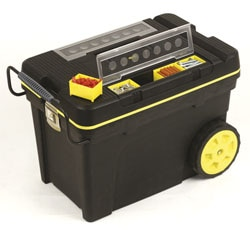 Pro Mobile Tool Chest with Cups