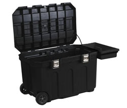 Mobile Job Chest™ with Integrated Lock
