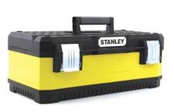 Stanley® Metal Plastic Toolbox