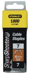 Cable Staples - Type 7 CT100