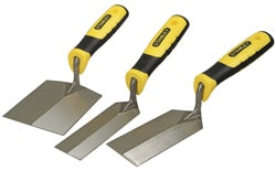 STANLEY® Margin Trowel 3PC set