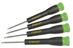 4 piece Precision Screwdriver Set