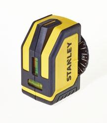 STANLEY® Manuális fali lézer