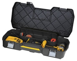 "24"" Powertool Case with metal latches"
