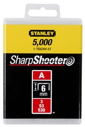 Light Duty Staples - Type A 5/53/530