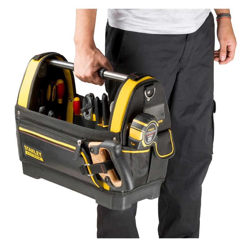 Stanley Storage Tool Bags Stanley Fatmax Open Tote