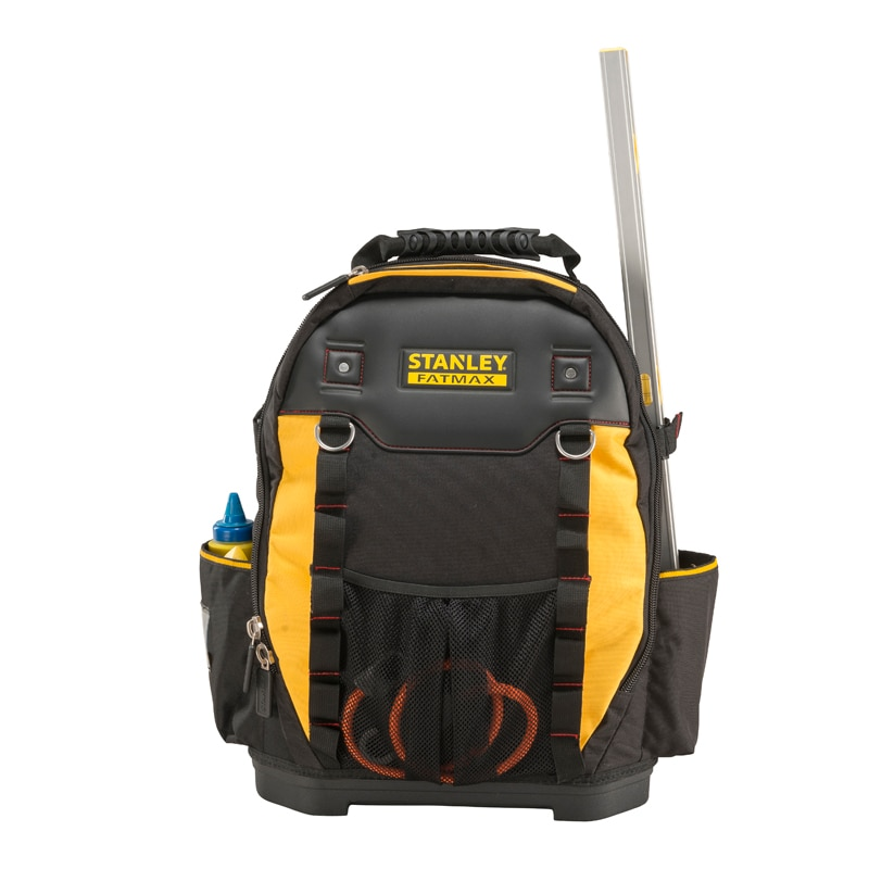 stanley storage tool bags stanley fatmax tool back packs. Black Bedroom Furniture Sets. Home Design Ideas