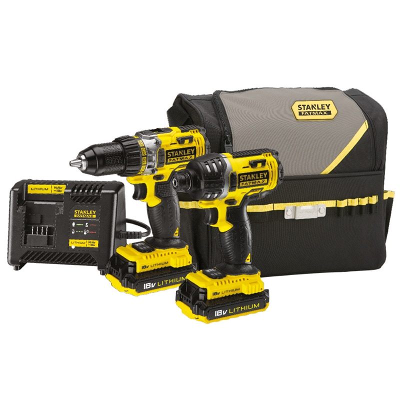 Stanley drill driver