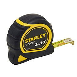 STANLEY® Tylon™ 3M/10' (13mm wide) Tape Measure