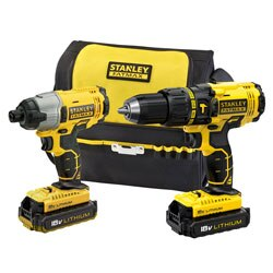 18V Hammer Drill and Impact Driver Combo Kit (FMCK466D2)