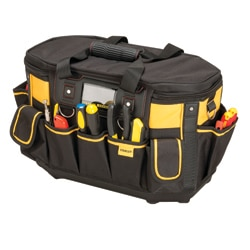 STANLEY® FATMAX® 18'' Round Top Rigid Tool Bag