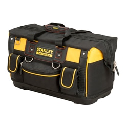 STANLEY® FATMAX® 18'' Open Mouth Rigid Tool Bag