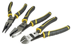STANLEY® FATMAX® Compound Action Pliers - 3 Pack