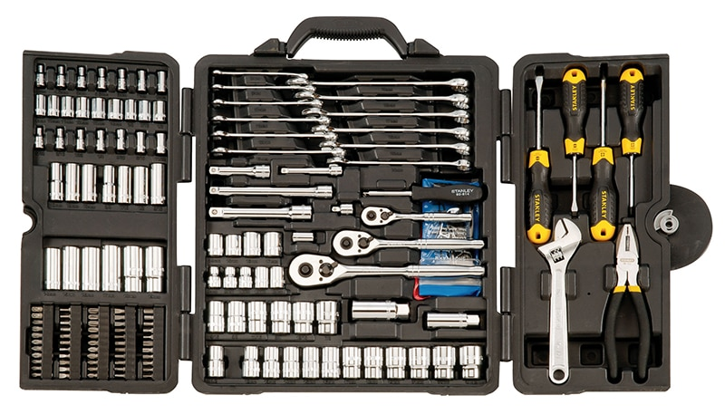 STANLEY 176 PIECE MECHANICS TOOL KIT