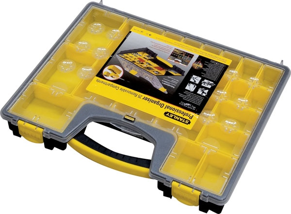 STANLEY | PRODUCTS | STORAGE | Organisers & bins | Stanley Pro ... on