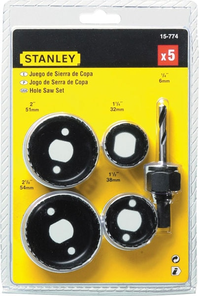 Stanley Hand Tools Saws Hacksaws Stanley Hole Saws