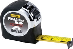 Stanley FatMax Pro Short Tapes