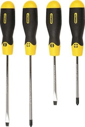 Stanley Cushion Grip Screwdrivers