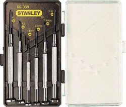 Stanley Precision Screwdrivers