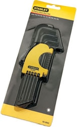 Stanley Torx Key Sets - Long