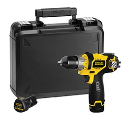 STANLEY® FATMAX® 10.8V 1.5 Ah Drill Driver