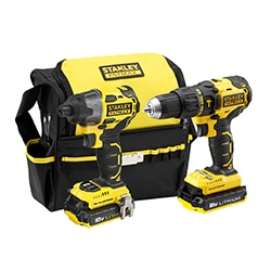 STANLEY | PRODUCTS | POWER TOOLS | Power tool kits
